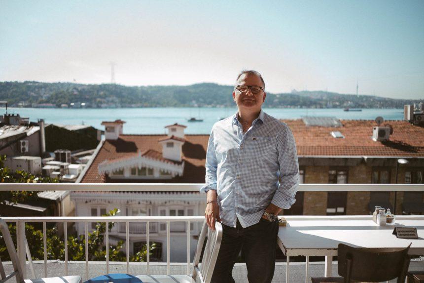 Cem Sertoğlu ile sohbet